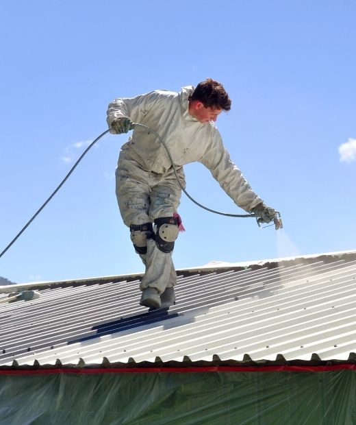 roof painting canberra